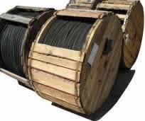 Фотография проводов, кабелей и шнуров нескольких заводов-изготовителей в интернет-магазине Легор
