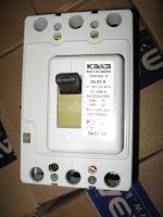 Фотография автоматического выключателя ВА 57-35 на 63А изготовления Курского электроаппаратного завода