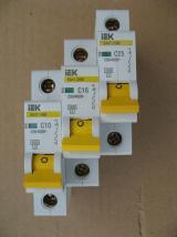 Модульные автоматические выключатели ВА47-29 на номинальные токи 10, 16 и 25 ампер выпуска ИЭК