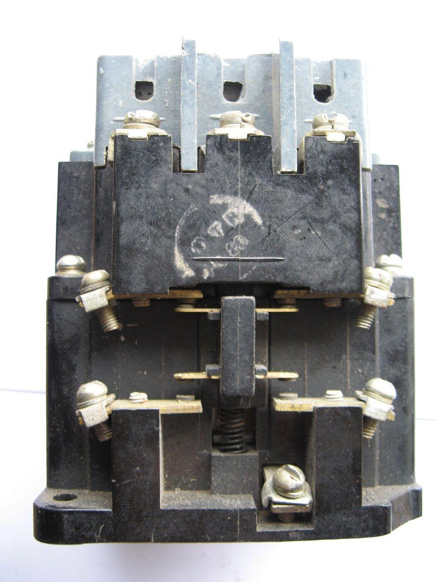 реверсивная схема магнитного пускателя кми