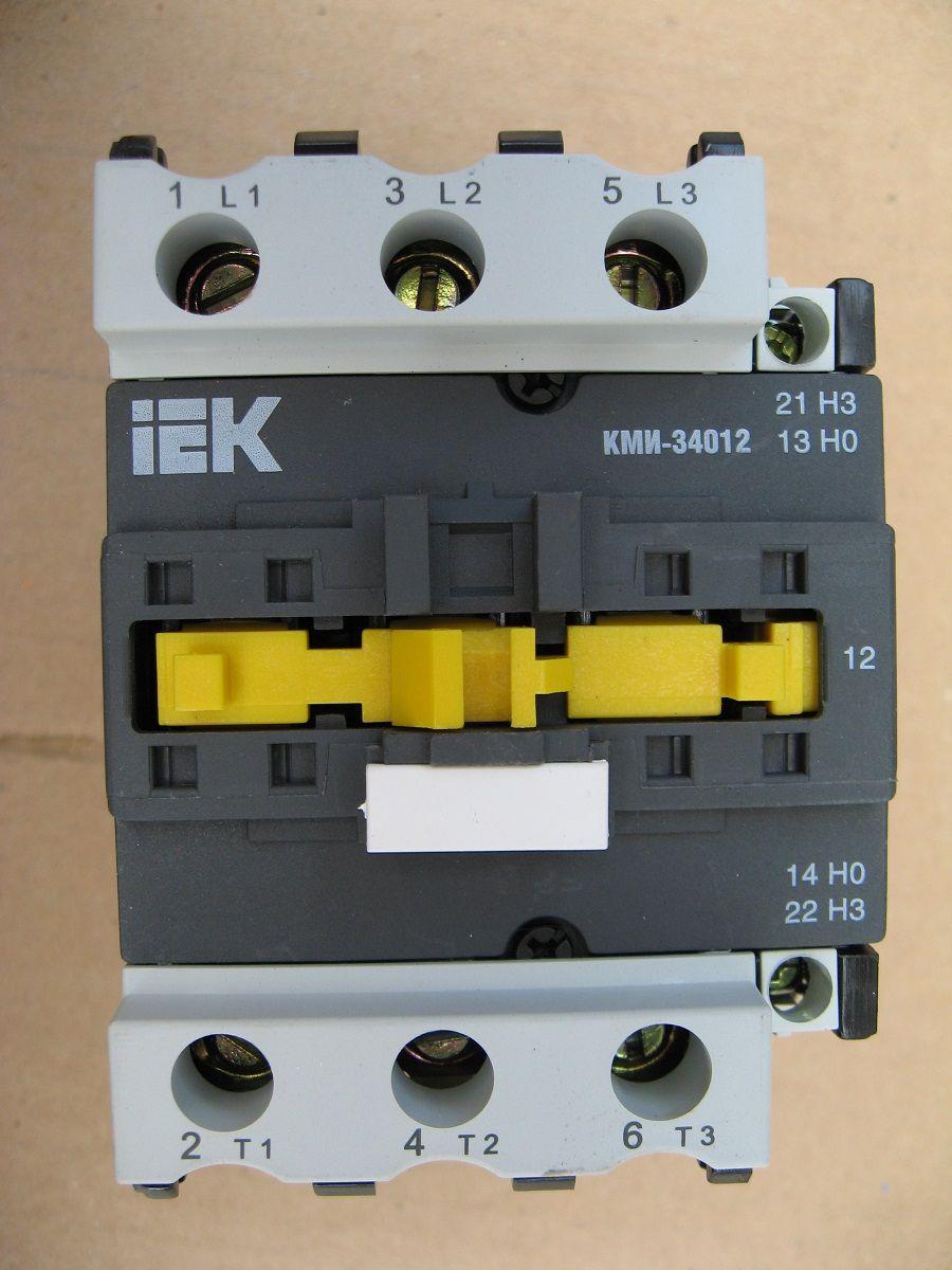 Кми 34012 схема подключения
