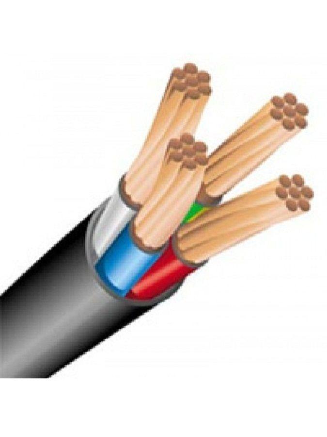 ВВГнг-LS 4х120 кабель негорючий малодымный / цена и характеристики