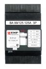 Выключатель ВА 99/125 на 40 ампер выпуска EKF
