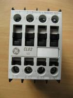 Контактор CL02A310T на номинальный ток 18А с катушкой 220В выпуска General Electric