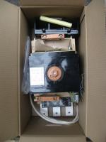 Фото трёхполюсного селективного автоматического выключателя ВА 55-41 344730 на 1000А Ульяновского Контактора (с электромагнитным приводом)