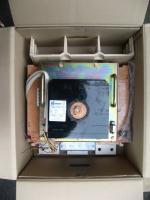 Фотография трёхполюсного автоматического выключателя ВА 55-43 в исполнении 344730 на номинальный ток 1600А изготовления завода Контактор