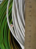Фото бухты установочного медного провода ПВ3 с сечением 4 квадратных мм