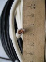 Изображение бухты соединительного провода ПВ3 10 для неподвижной прокладки
