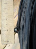Фотография бухты гибкого трёхжильного кабеля КГ 3х1.5 производства Рыбинского кабельного завода