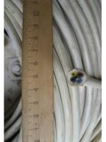 Изображение бухты монтажного провода ПВС 4х1 в поливинилхлоридной изоляции и общей защитной оболочке
