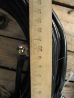 Фотография бухты кабеля ВВГнг 4х2.5 с медной цельной жилой в ПВХ оболочке пониженной горючести