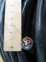 Фотография бухты кабеля ВВГнг 5х4