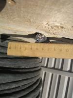 Фотография сечения кабеля КВВГ 14х2.5