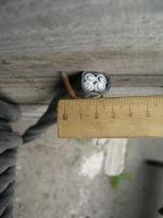 Фото силового кабеля марки АВВГ 4х16 для трёхфазных сетей переменного тока