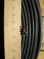 Фотография бухты кабеля трёхжильного ВВГ-П 3х1.5 под электропроводку