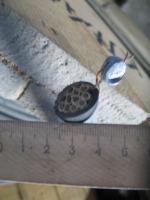 Фотография сечения медного провода РПШ 12х2.5 для нестационарной прокладки