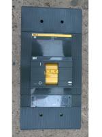 Фотография автоматического выключателя ВА 88-43 на 1600 ампер с электронным расцепителем