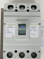 Фотография выключателя-автомата АВ3005 на номинальный ток 500А (Кривой Рог, Украина)