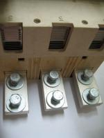 Фото контактных выводов выключателя автоматического ВА 55-41 344710 на 1000А изготовления завода Контактор