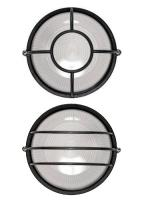 Изображение светильников НПП 1104 и 1106 для крепления на потолок и стену для производственных строений