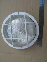 Фото пластикового потолочно-настенного светильника НПП 2602 выпуска IEK