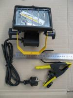Фотография переносного прожектора ИО-150КЛ с полной комплектацией производства ИЭК