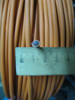 Фотография сечения огнестойкого кабеля JE-H(St)H…Bd FE 180/E30 1х2х0,8 для создания пожарной сигнализации
