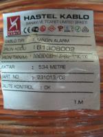 Изображение бирки огнестойкого кабеля JE-H(St)H…Bd FE 180/ E30 2х2х0,8 с повышенной пожаробезопасностью