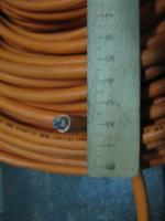Фото огнестойкого безгалогенного кабеля JE-H(St)H…Bd FE 180/ E30 4х2х0.8 для пожарных систем