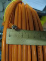 Фотография огнестойкого безгалогенного кабеля пожарной сигнализации JE-H(St)H FE180/E90 4х2х0,8