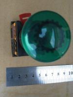 Нажимная кнопка-грибок типа AELA-22 с подсветкой в виде неоновой лампы без фиксации