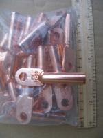 Фотография упаковки медных наконечников DT-25 производства ИЭК