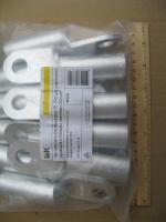 Заводская упаковка силовых алюминиевых наконечников  DL-240 под оконцевание кабелей