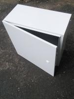 Корпус под электрический шкаф управления освещением с габаритами 500х500х250