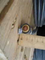 Фотография провода ППСРВМ 50 под сеть с переменным током частотой до 400 герц и напряжением 3000 вольт