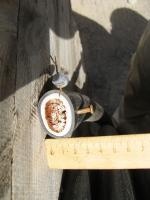 Фотография провода ППСРВМ 1х240, не распространяющего горение, стойкого к атмосферным влияниям