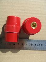 Фотография шинного изолятора SM 51 в виде бочонка производства компании ИЭК