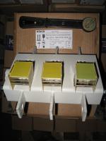Рубильник разрывной ВР32-39 В31250 на 630А с дугогасительными камерами выпуска Курского электроаппаратного завода