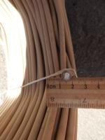 Фотография соединительного провода АПВ 16 с алюминиевой жилой