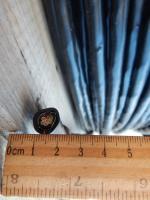 Изображение семижильного экранированного кабеля КВВГЭнг 7х1 для цепей контроля и сигнализации