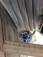Фотография сталеалюминиевого провода марки АС 150/24