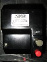 Фото автоматического выключателя АП50Б 3МТ на 4А изготовления Курского электроаппаратного завода