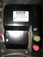 Фотография автоматического выключателя АП50Б на 63 ампера с уставкой электромагнитного расцепителя 10In