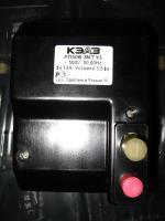 Фотография автоматического выключателя АП50Б 3МТ на номинальный ток 16А с уставкой электромагнитного расцепителя 3,5 In выпуска Курского электроаппаратного завода