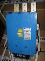 Фотография выключателя автоматического ВА 55-41 на ток 1000 А стационарного исполнения с ручным приводом