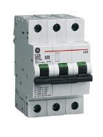 Изображение автоматического выключателя G63 на 10А производства корпорации GE