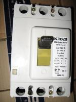 Фотография внешнего вида автоматического выключателя ВА 51-35 М2 на номинальный ток 250А производства КЭАЗ