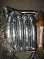 Фотография гибкого металлорукава с хлопчатобумажным уплотнением РЗ ЦХ 50 мм выпуска ИЭК