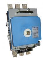 Фотография трёхполюсного автоматического выключателя ВА 55-41 на 1000А, стационарное исполнение с двигательным приводом (334730)