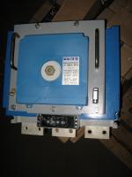 Фотография выключателя автоматического стационарного ВА 55-43 на номинальный ток 1600А с ЭМ приводом производства Курского электроаппаратного завода